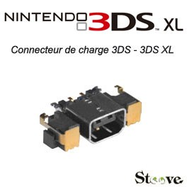 Connecteur de charge 3DS / 3DS XL