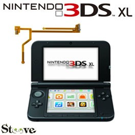 Réparation nappe 3D audio 3DS XL