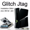 Installation Glitch jtag RGH xbox 360 slim