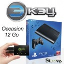 PS3 ultra slim 12Go 3key R d'occasion