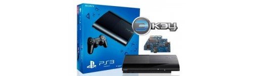 Consoles d'occasions PS3