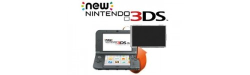 Réparations new 3DS XL