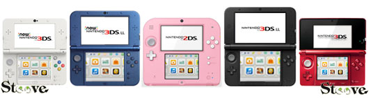 Console nintendo 3DS new 3DS compatible Sky3DS