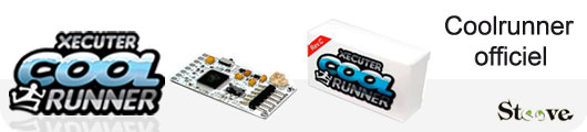 Puce coolrunner rev C disponible chez Steeve console