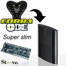 Installation cobra ode PS3 ultra slim